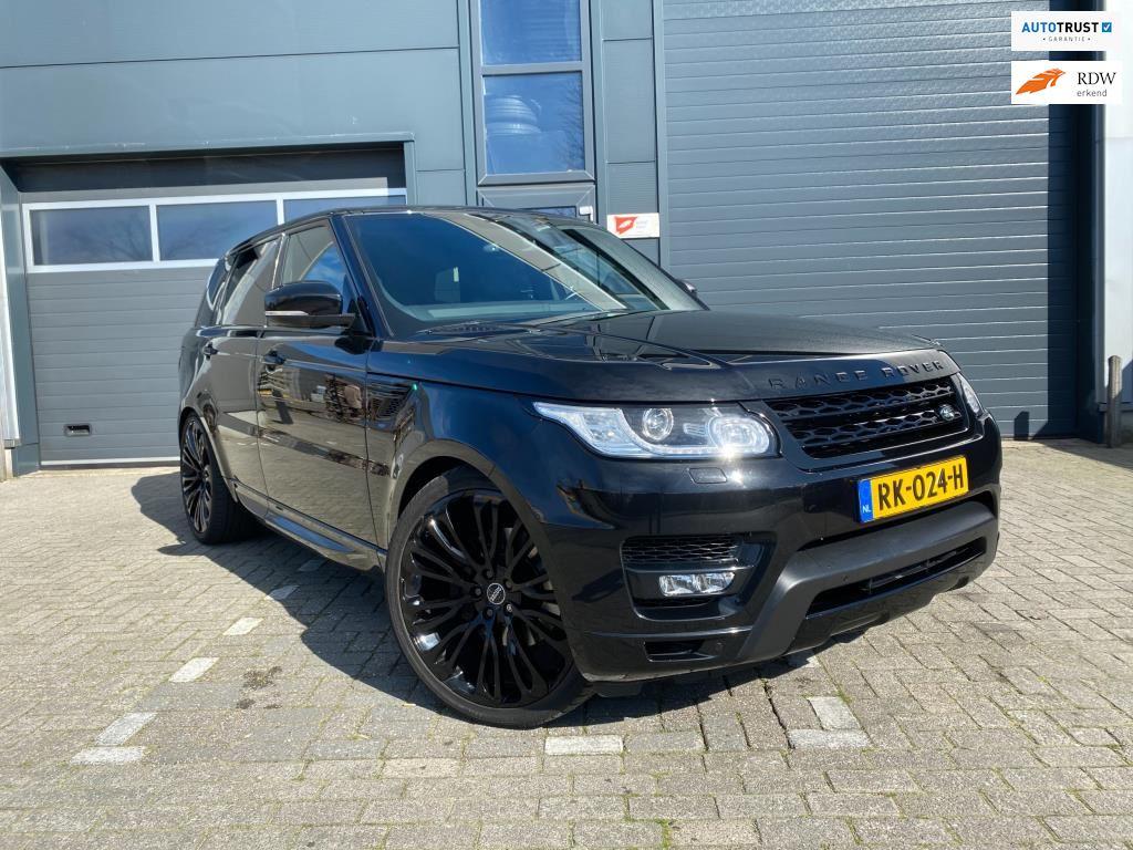 Land Rover Range Rover Sport occasion - Carplatform Automotive