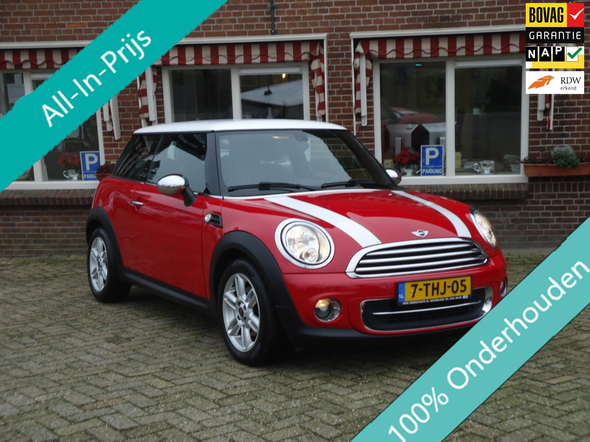 Mini Mini occasion - Autobedrijf De Groot