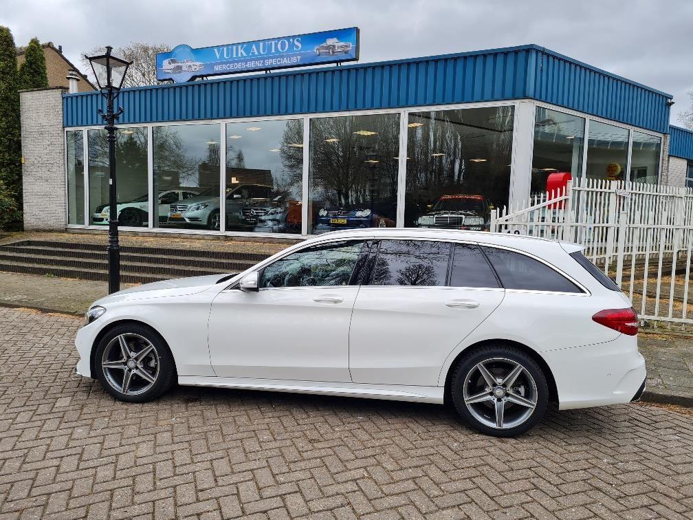 Mercedes-Benz C-klasse Estate occasion - Vuik Auto's