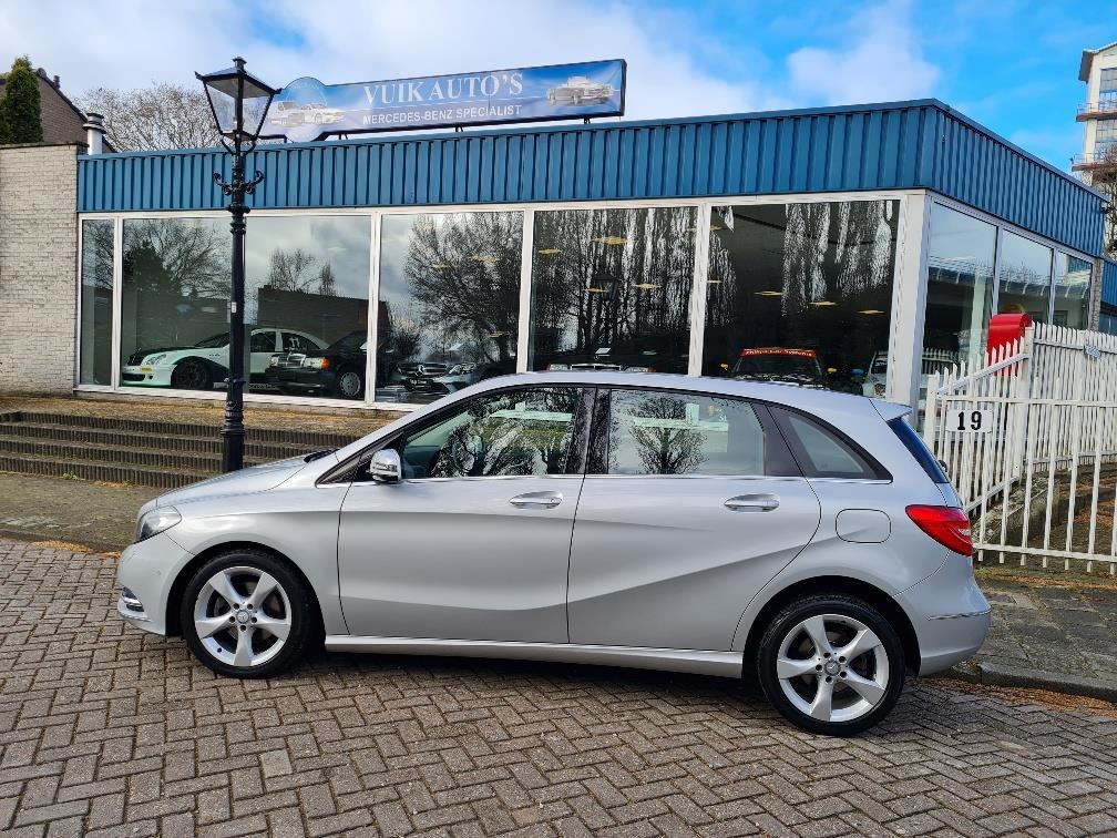 Mercedes-Benz B-klasse occasion - Vuik Auto's