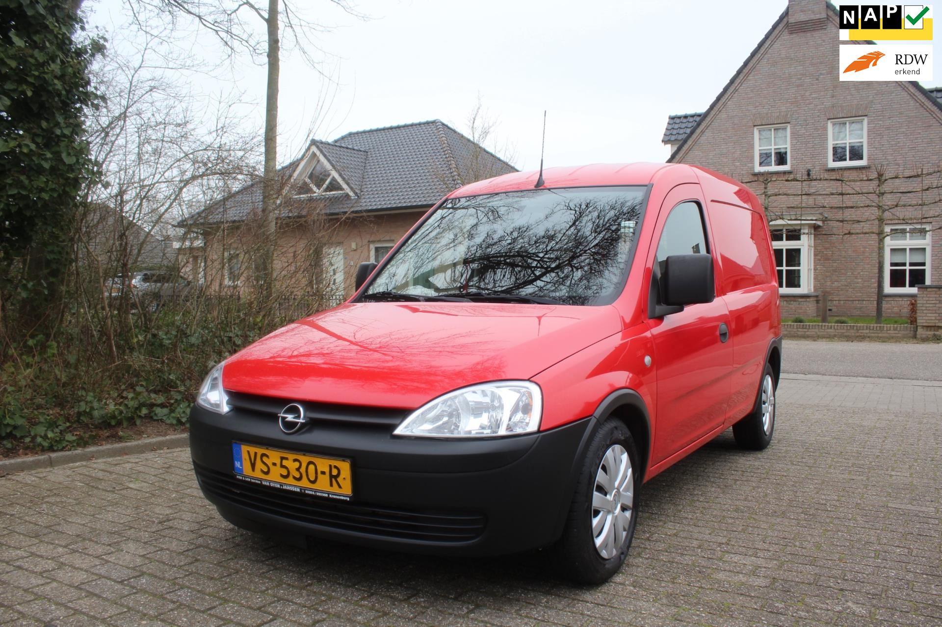Opel Combo occasion - Autogroothandel Ammerzoden