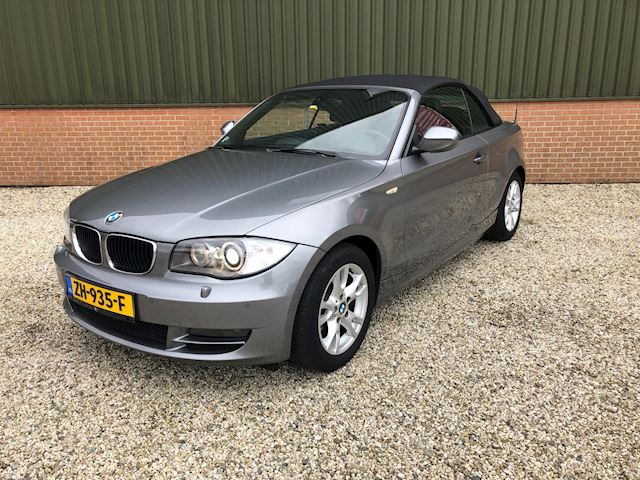 BMW 1-serie Cabrio occasion - AutoRais