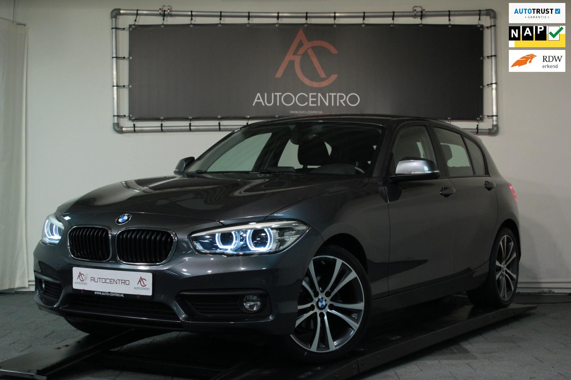 BMW 1-serie occasion - Autocentro