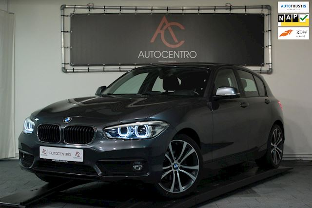 BMW 1-serie 116i / LED / Navi / Cruise / PDC / Stoelverwarming