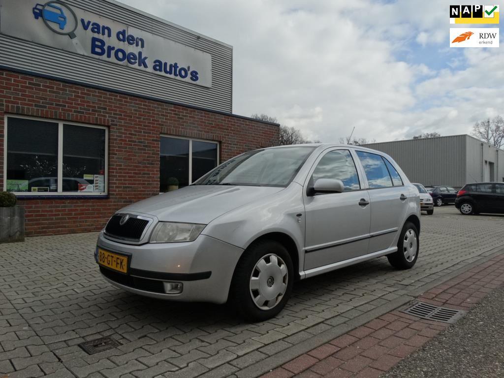 Skoda Fabia occasion - R. van den Broek Auto's