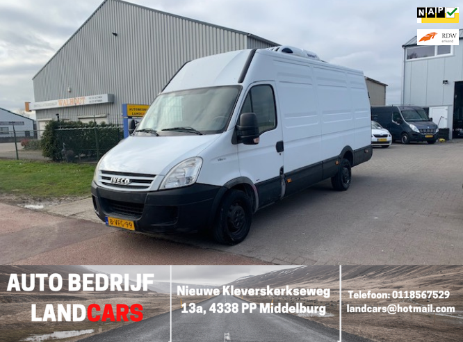 Iveco Daily occasion - Land Cars Middelburg