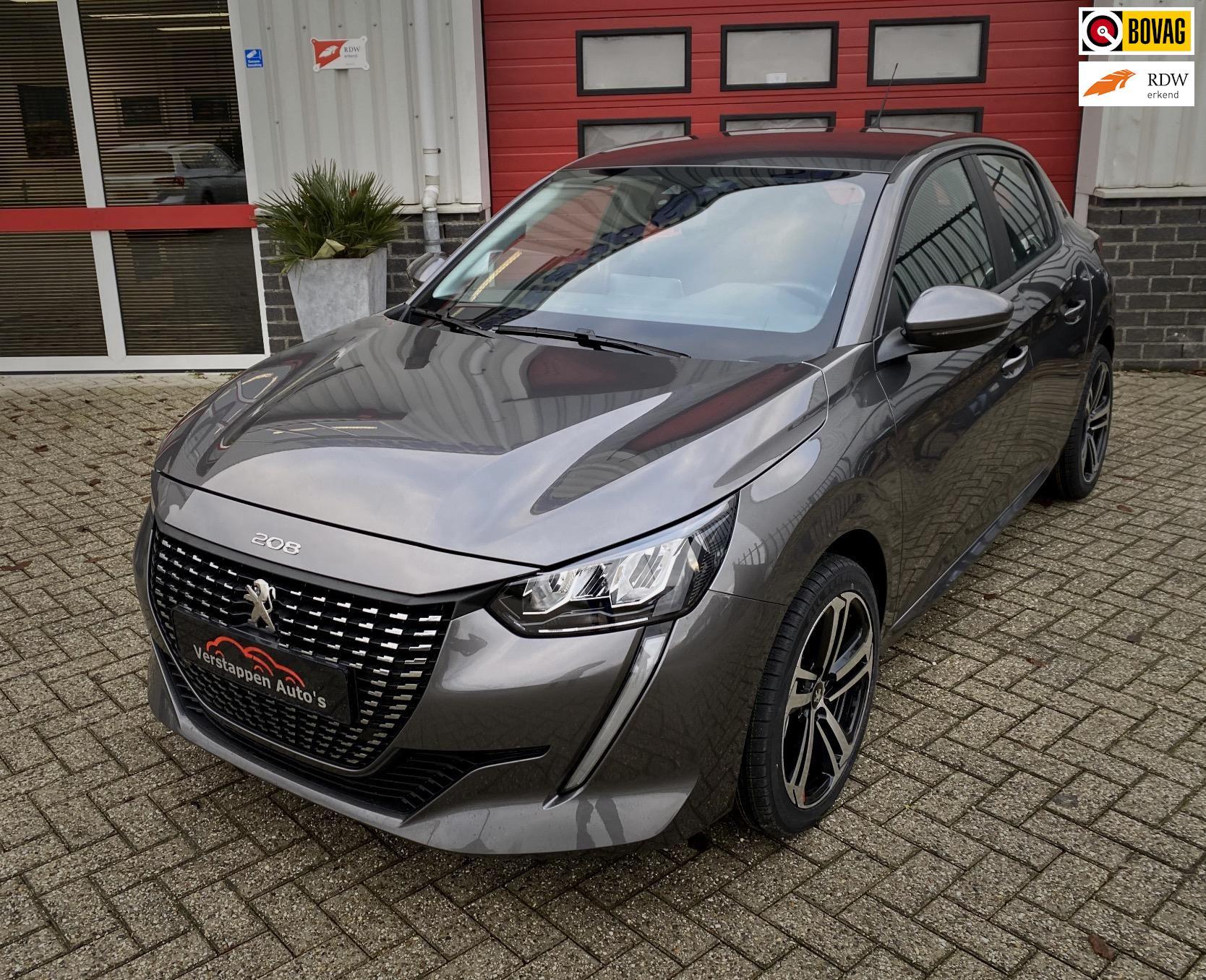 Peugeot 208 occasion - Verstappen Auto's BV