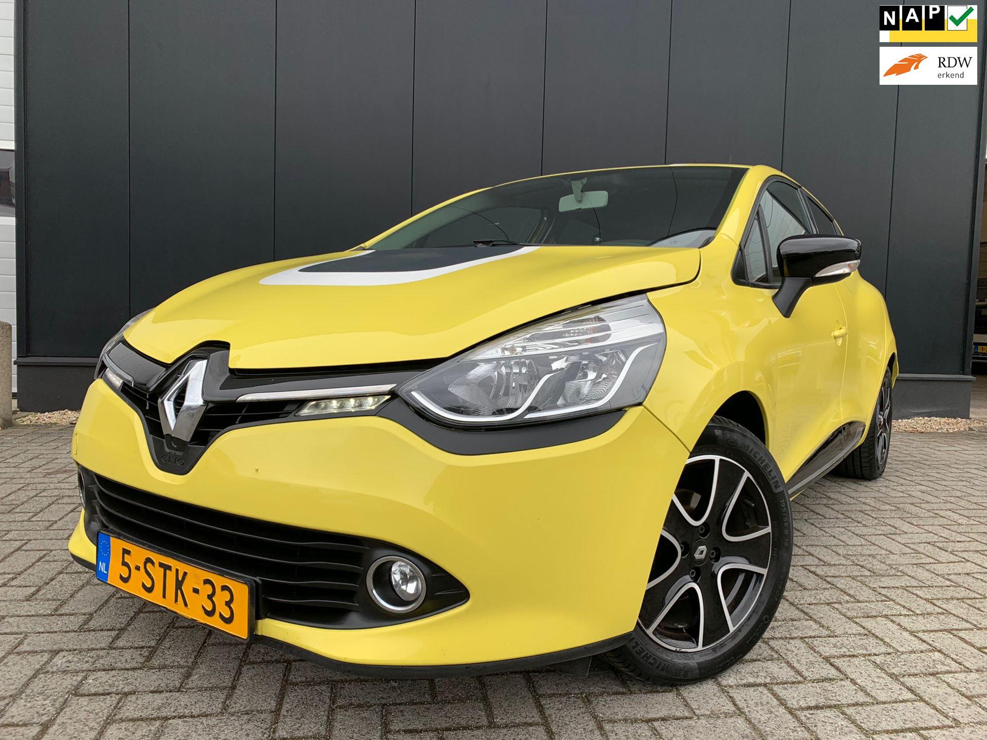 Renault Clio occasion - Dennis Jansen Auto's