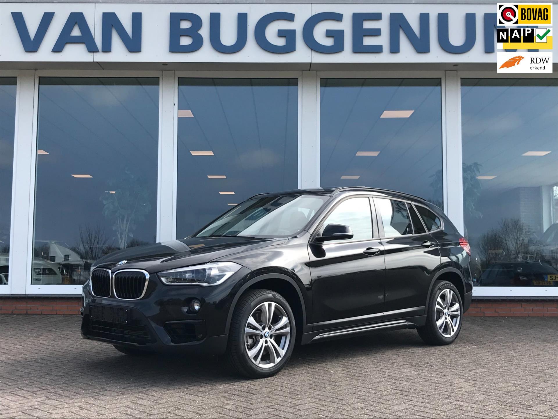 BMW X1 occasion - Automobielbedrijf J. van Buggenum
