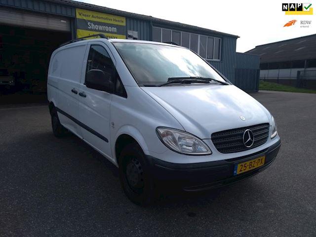Mercedes-Benz Vito 109 CDI 320 Amigo 2e eigenaar ! Goed onderhouden ! Laadruimte ingedeeld met opbergvakken ! NWE APK !