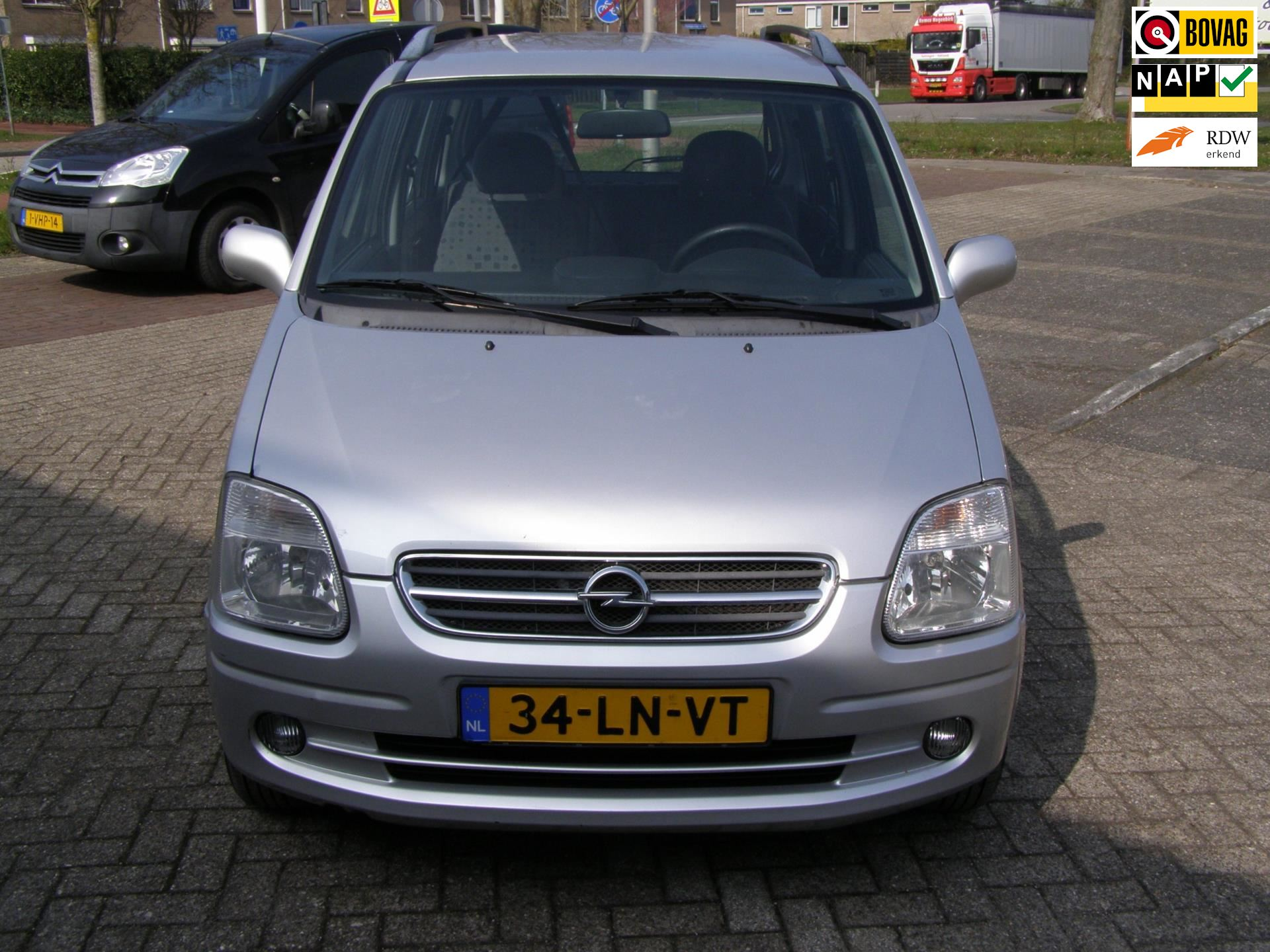 Opel Agila occasion - Occasion Centrum Lelystad