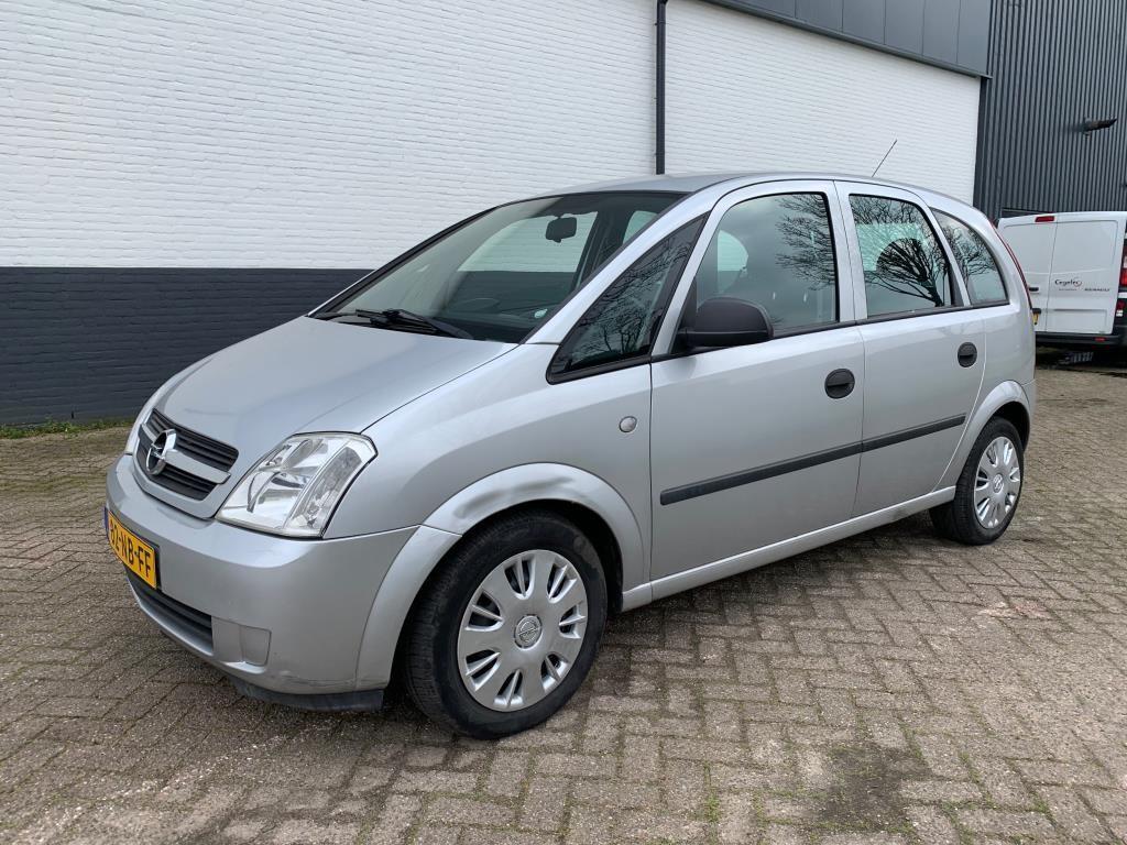 Opel Meriva occasion - Autobedrijf De Laak Bv