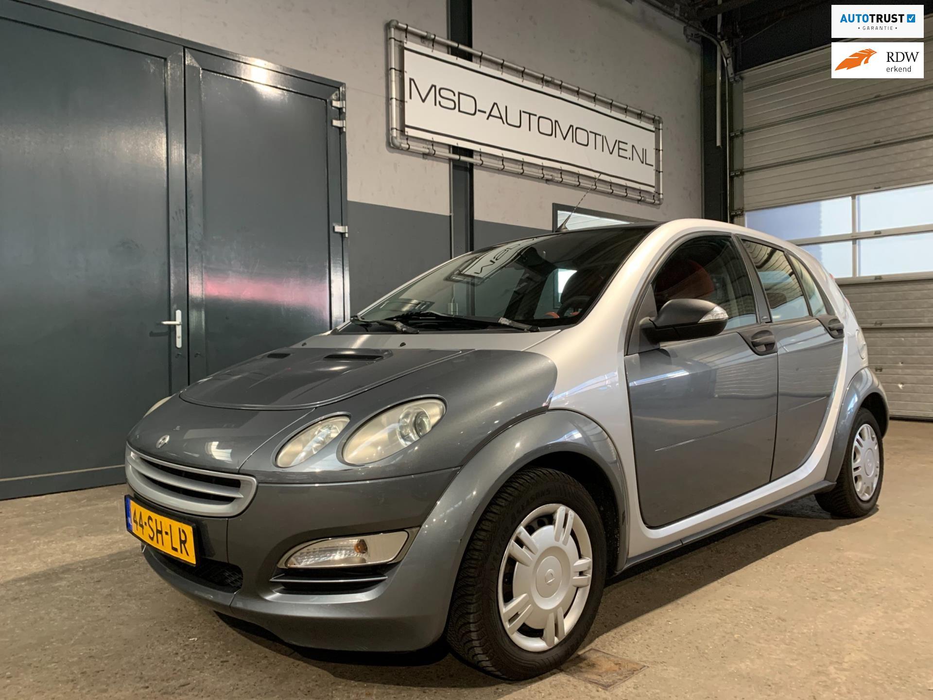 Smart Forfour occasion - MSD Automotive