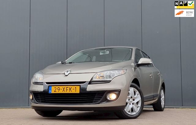 Renault Mégane 1.5 dCi Expression Business Pack 1e Eigenaar