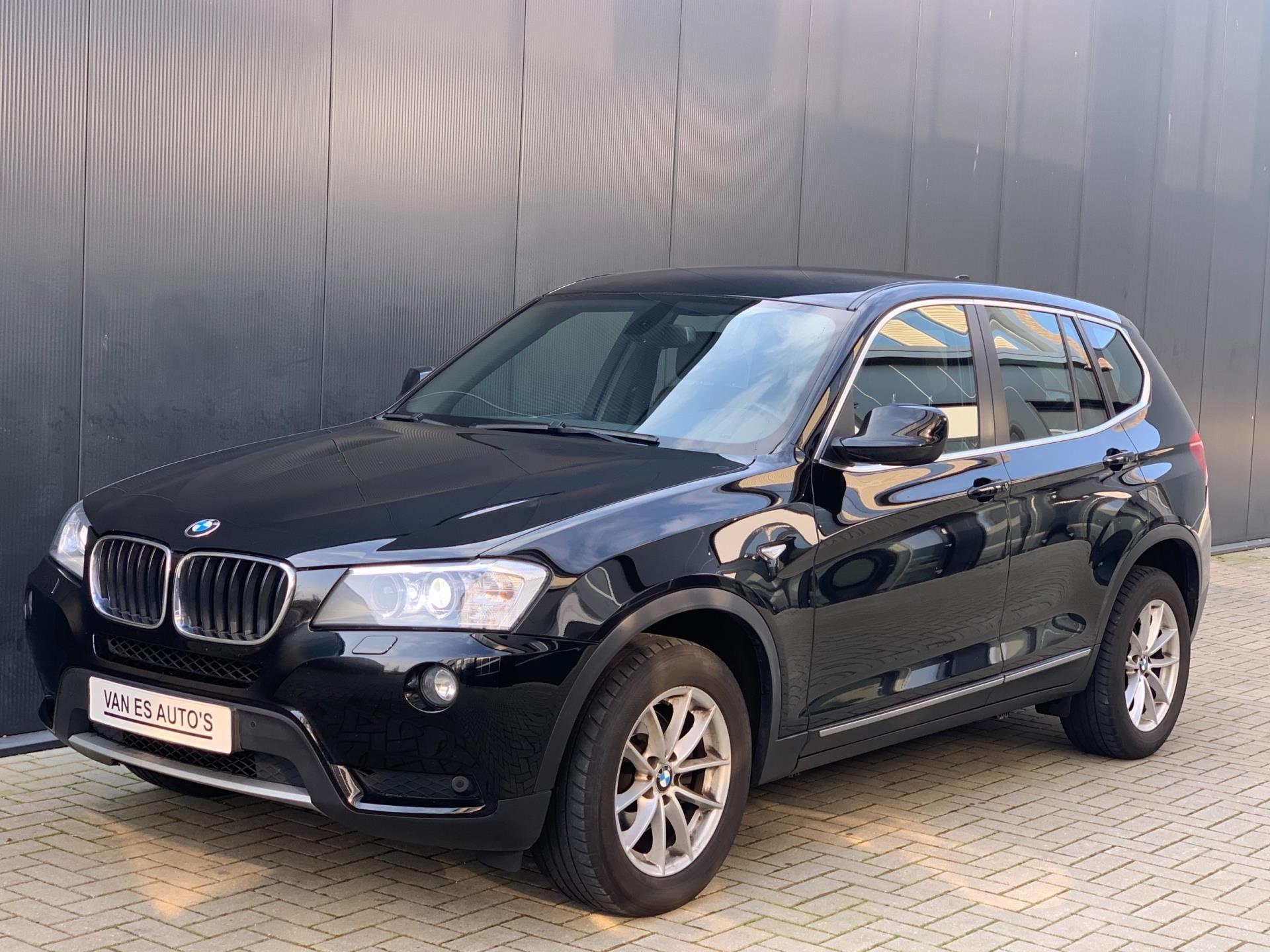 BMW X3 occasion - Van Es Auto's