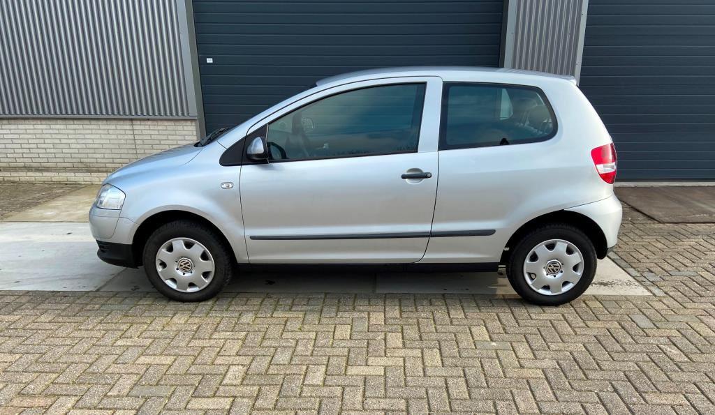 Volkswagen Fox occasion - Autoverkoop en Lease Bakker