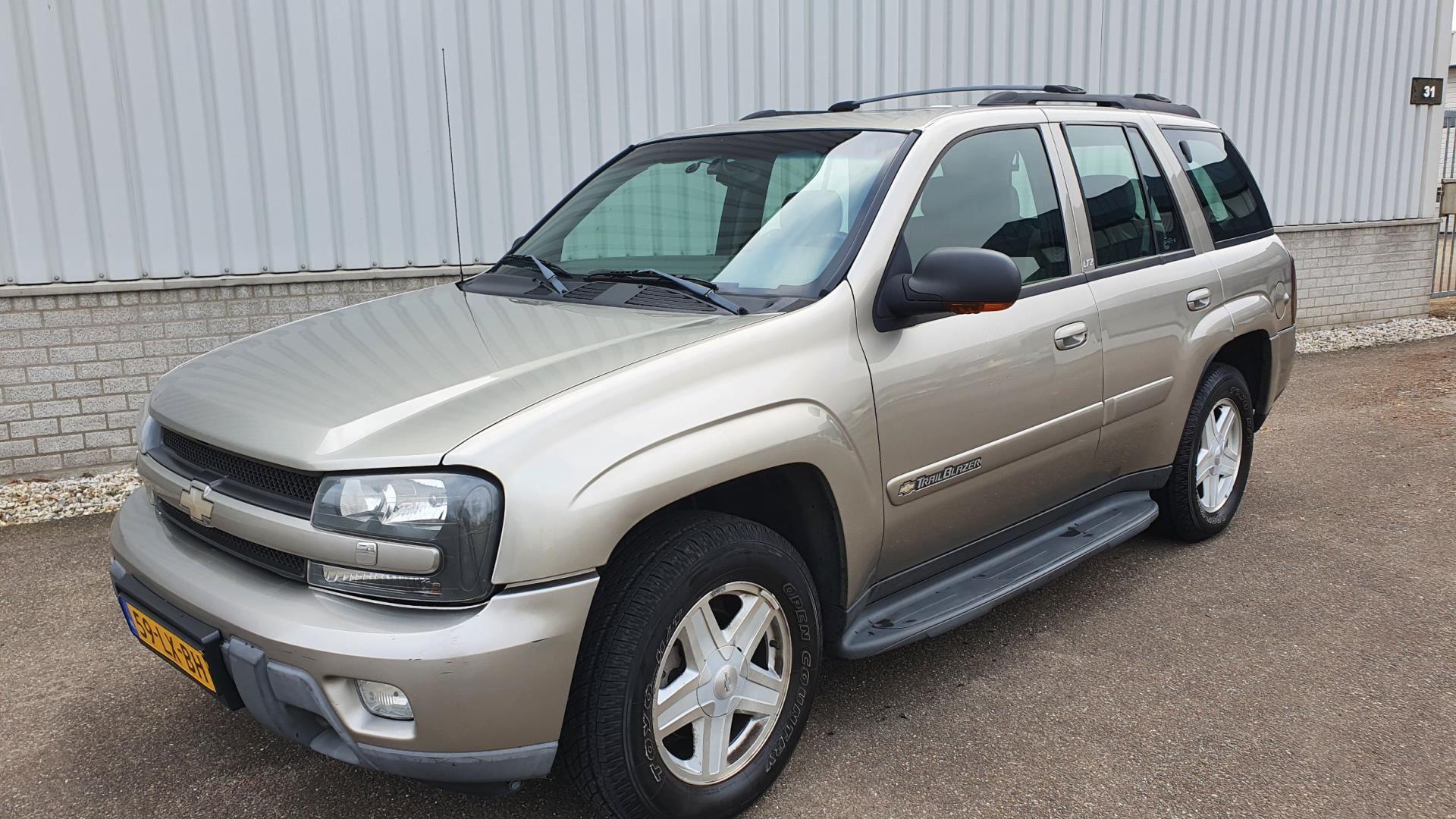 Chevrolet USA Trailblazer occasion - Terborg Auto's