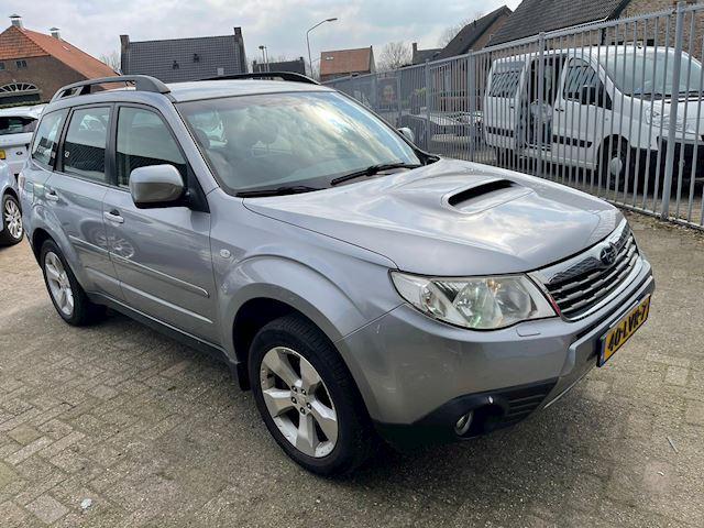 Subaru Forester 2.0D Luxury