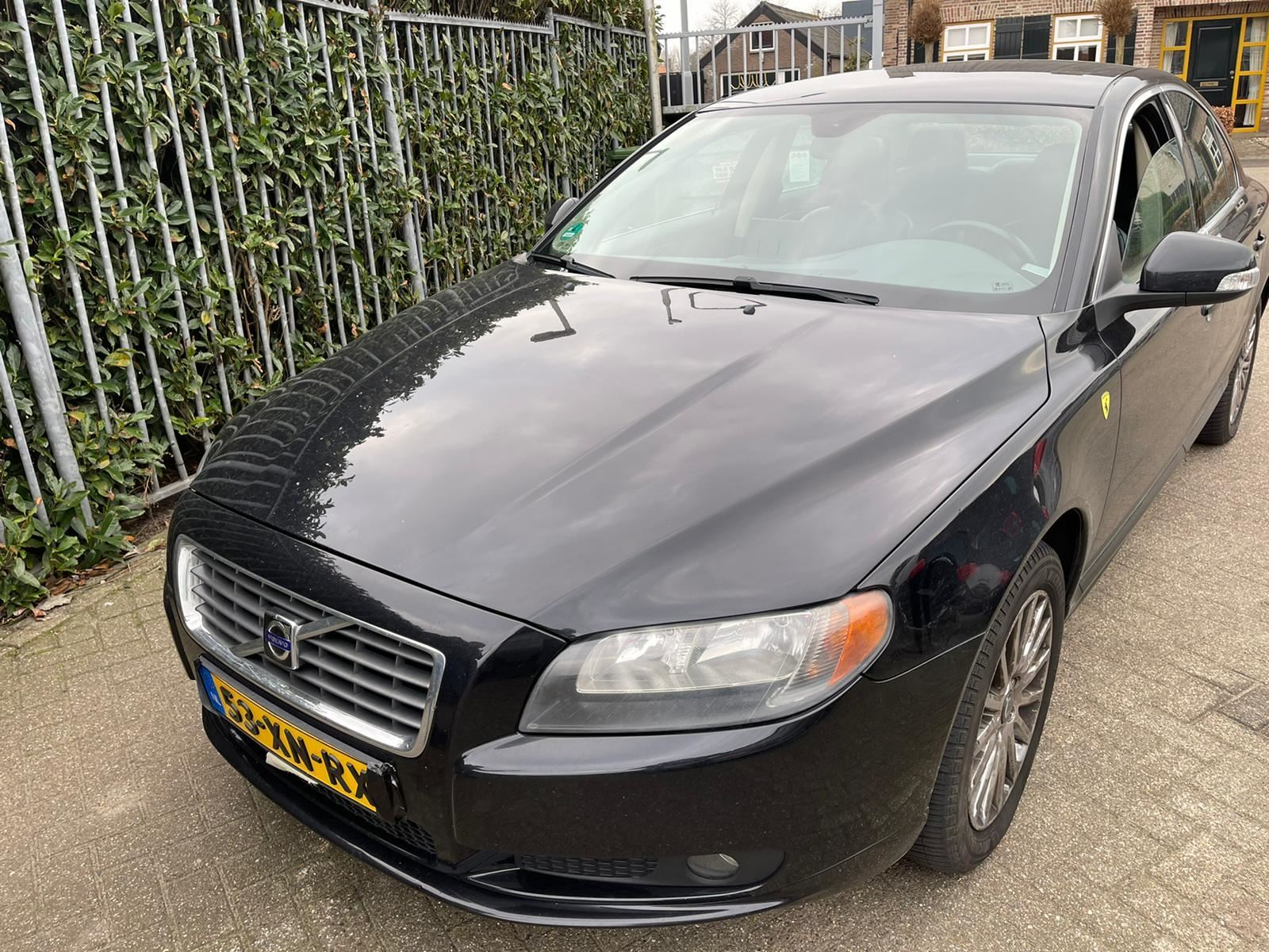 Volvo S80 occasion - DDM Export B.V.