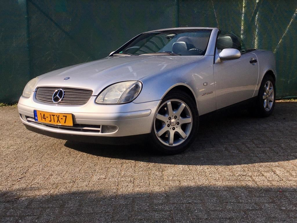 Mercedes-Benz SLK-klasse occasion - KriekCars