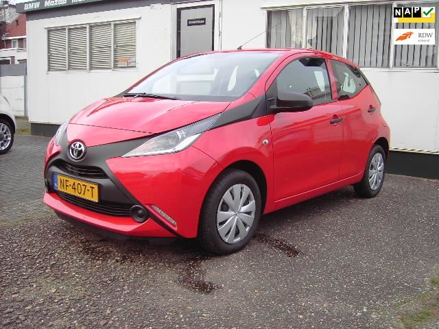 Toyota Aygo occasion - R. Rengers Auto's