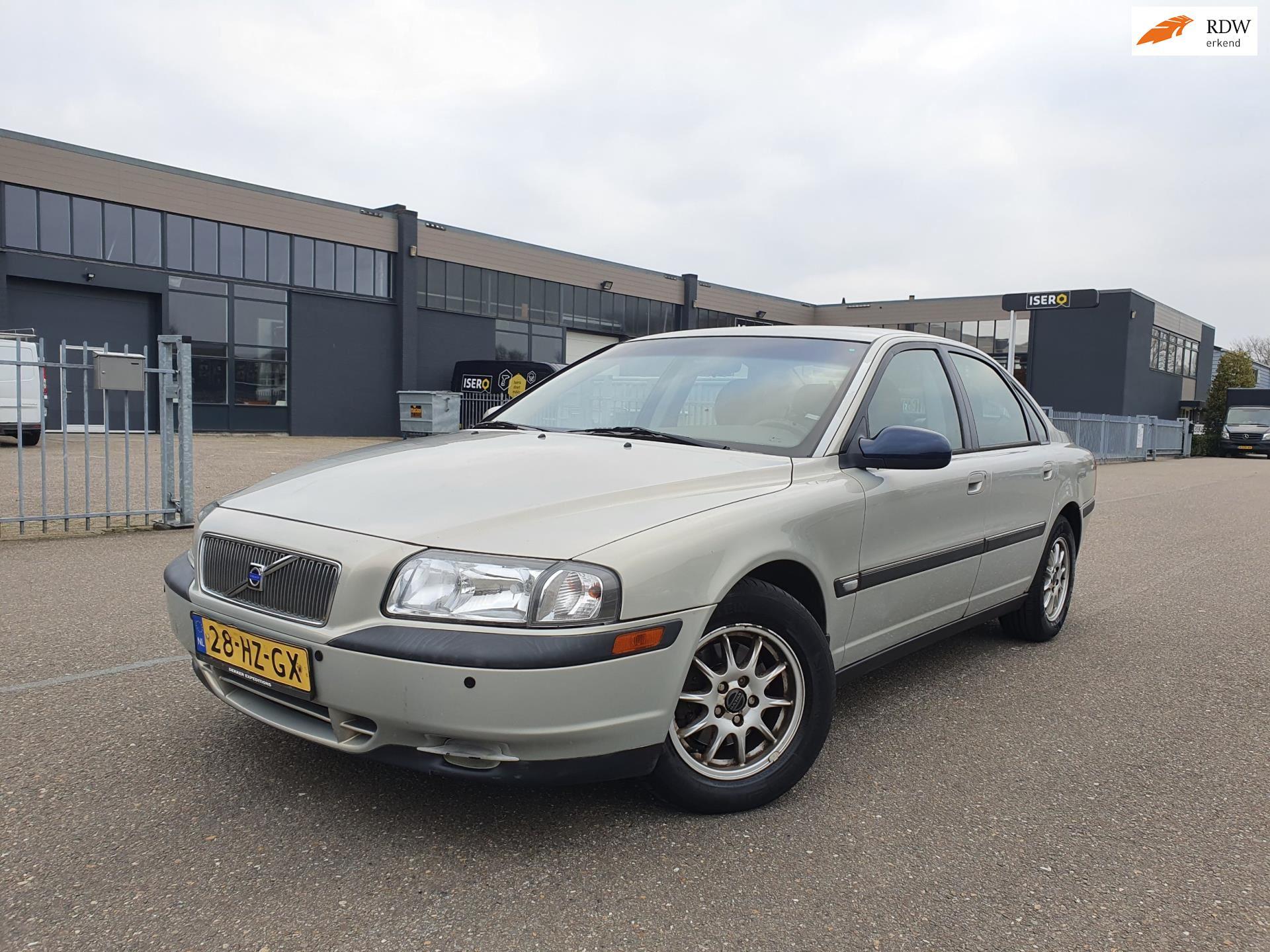Volvo S80 occasion - Autohandel Direct