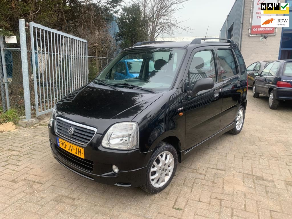 Suzuki Wagon R occasion - Hans van den Heuvel Auto´s
