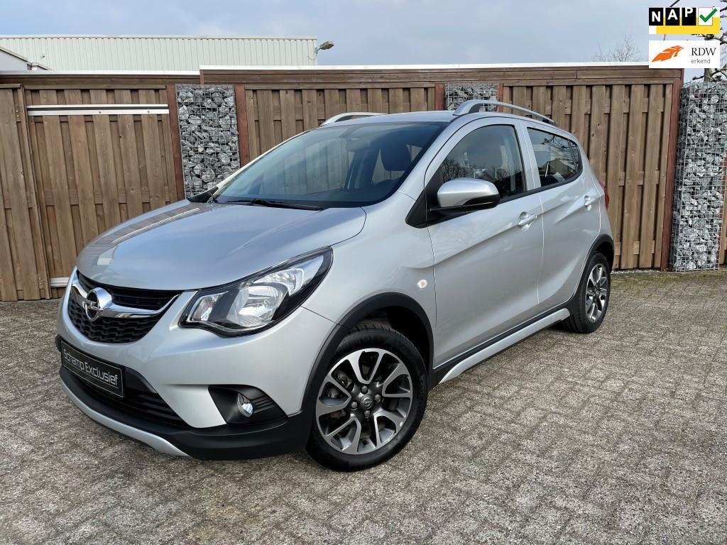 Opel KARL 1.0 ROCKS occasion - Schamp Exclusief