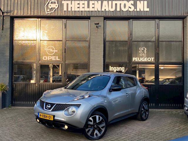 Nissan Juke 1.6 Connect Edition|Navi|Camera|NL Auto