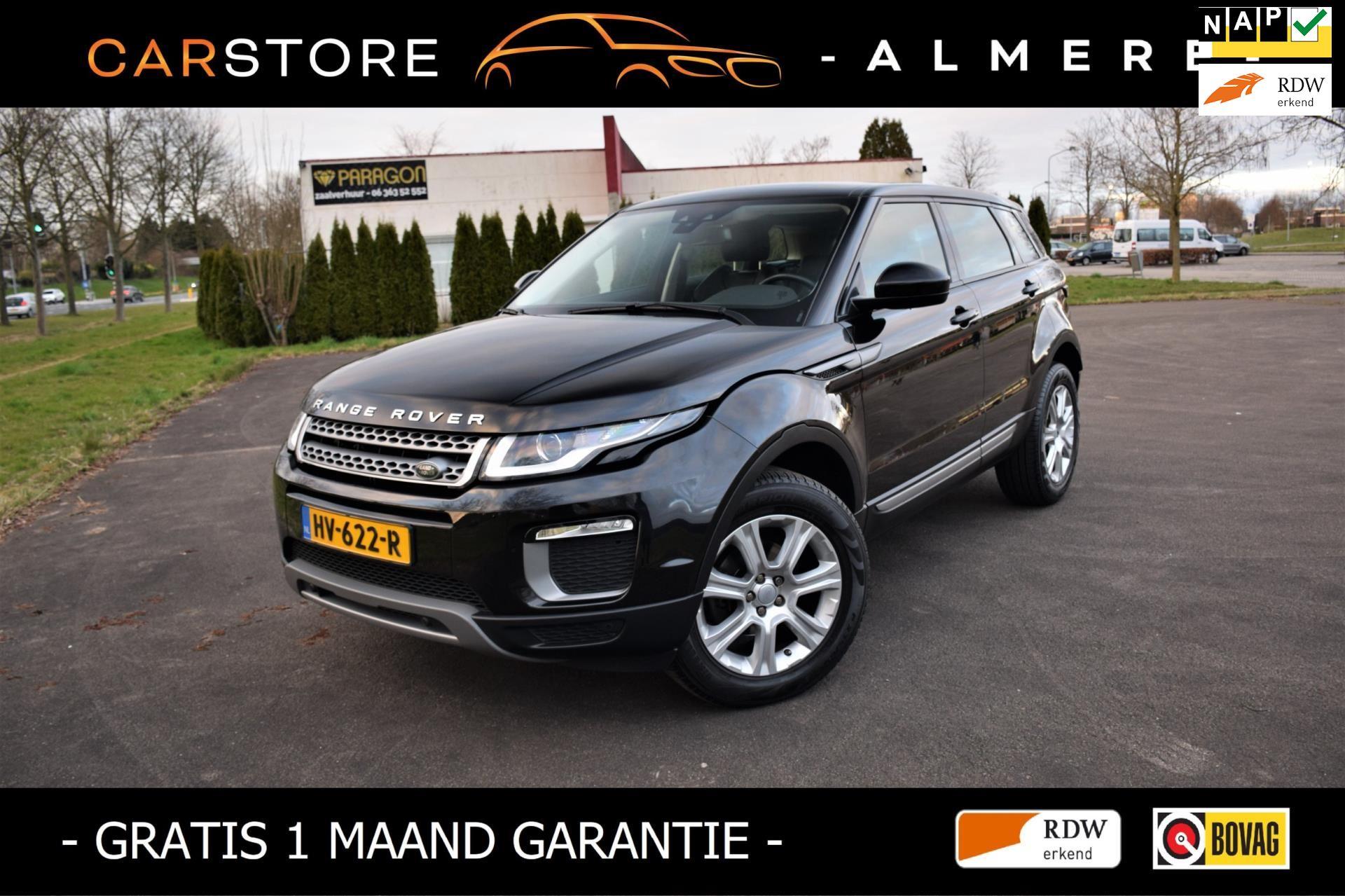 Land Rover Range Rover Evoque occasion - Used Car Store Almere