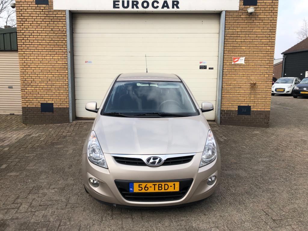 Hyundai I20 occasion - Eurocar