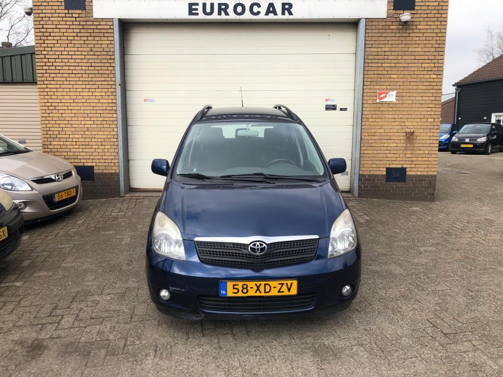 Toyota Corolla Verso occasion - Eurocar