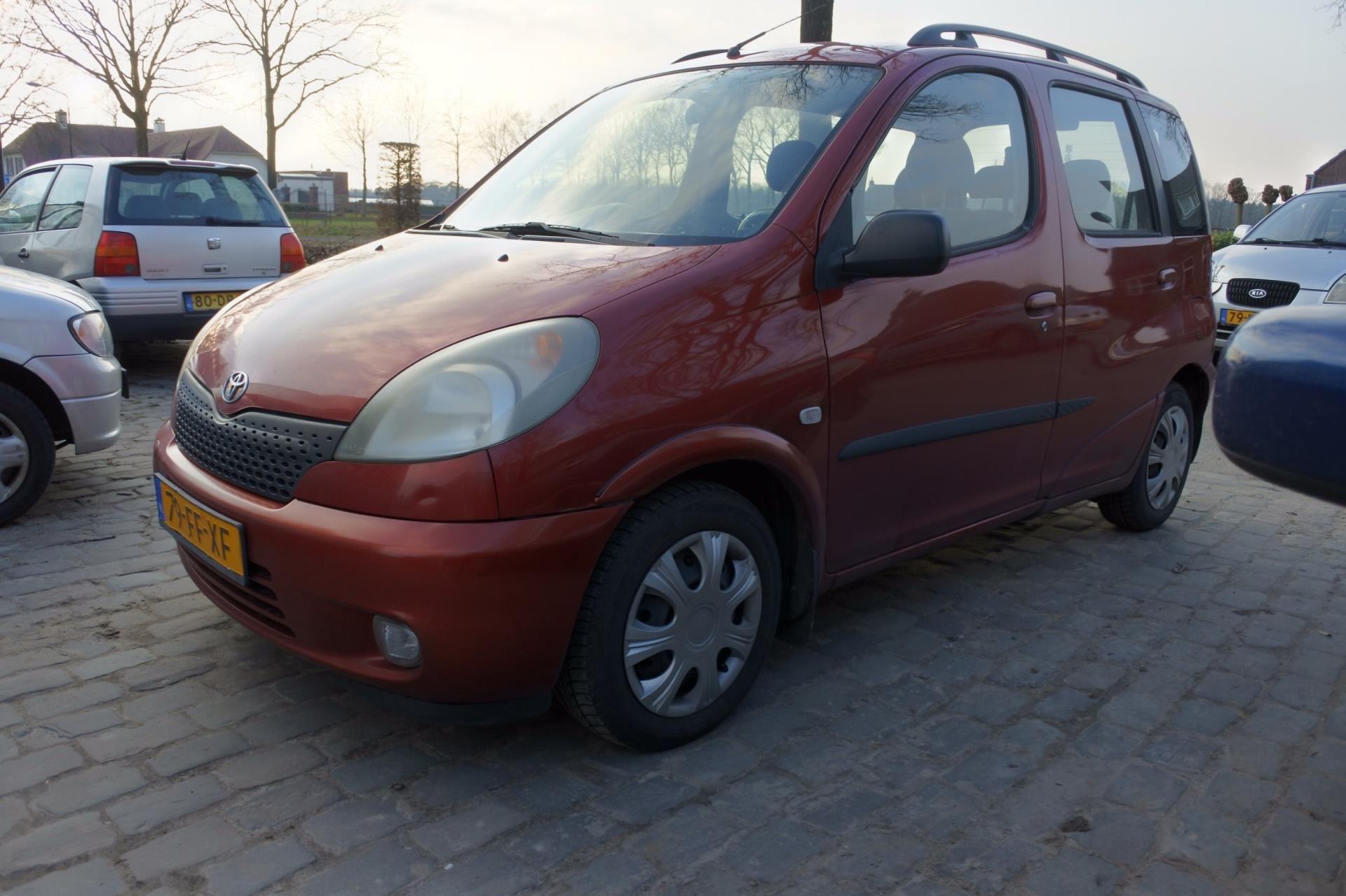 Toyota Yaris Verso occasion - Van Keulen Auto's