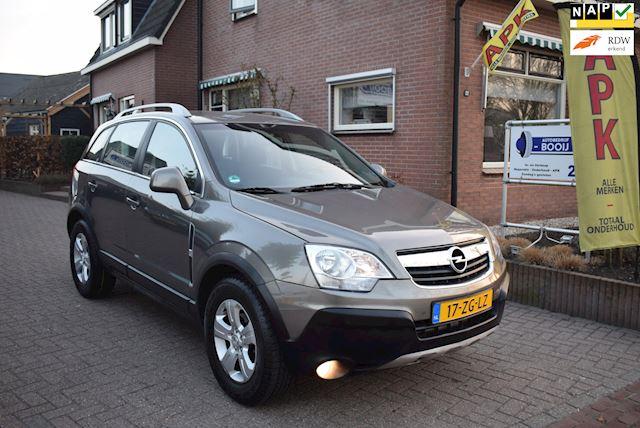 Opel Antara 2.4-16V Enjoy/AIRCO/CRUISE/NAVIGATIE/PDC/LM WIELEN/NIEUWE APK!