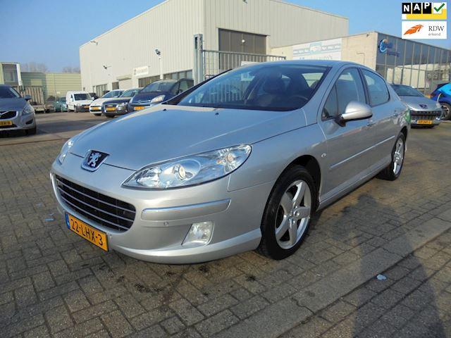 Peugeot 407 2.0 HDiF ST, NAP, 1e eigenaar, Leder, Navi