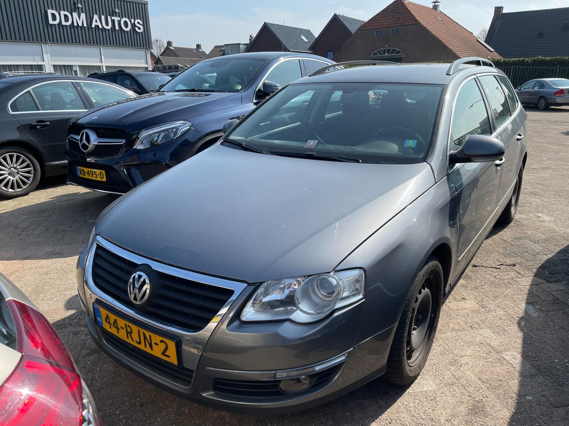 Volkswagen Passat Variant occasion - DDM Export B.V.