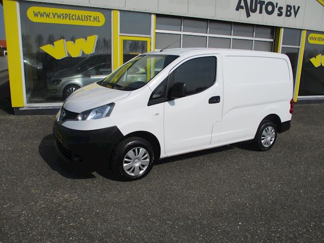 Nissan NV200 occasion - Verwers Auto's BV