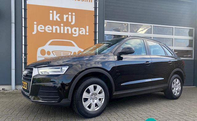 Audi Q3 occasion - Jeeninga Auto's