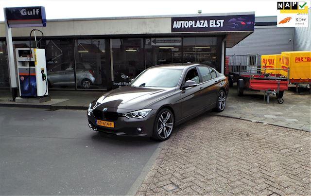 BMW 3-serie /zeer mooie en goed onderhouden/Airco/Automaat/Navi/Leer/Keyles/Nap/Nw apk!!