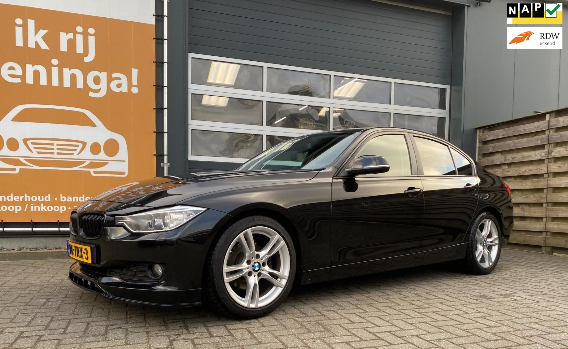 BMW 3-serie occasion - Jeeninga Auto's