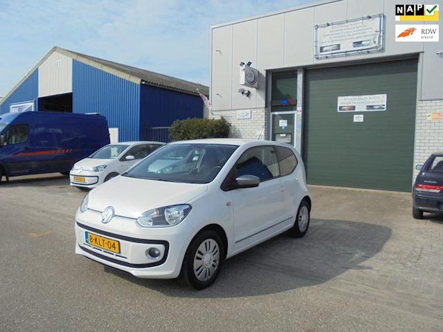 Volkswagen Up! 1.0 cheer up! BlueMotion 3-deurs/Bouwjaar 2013/Airco/ navigatie full map