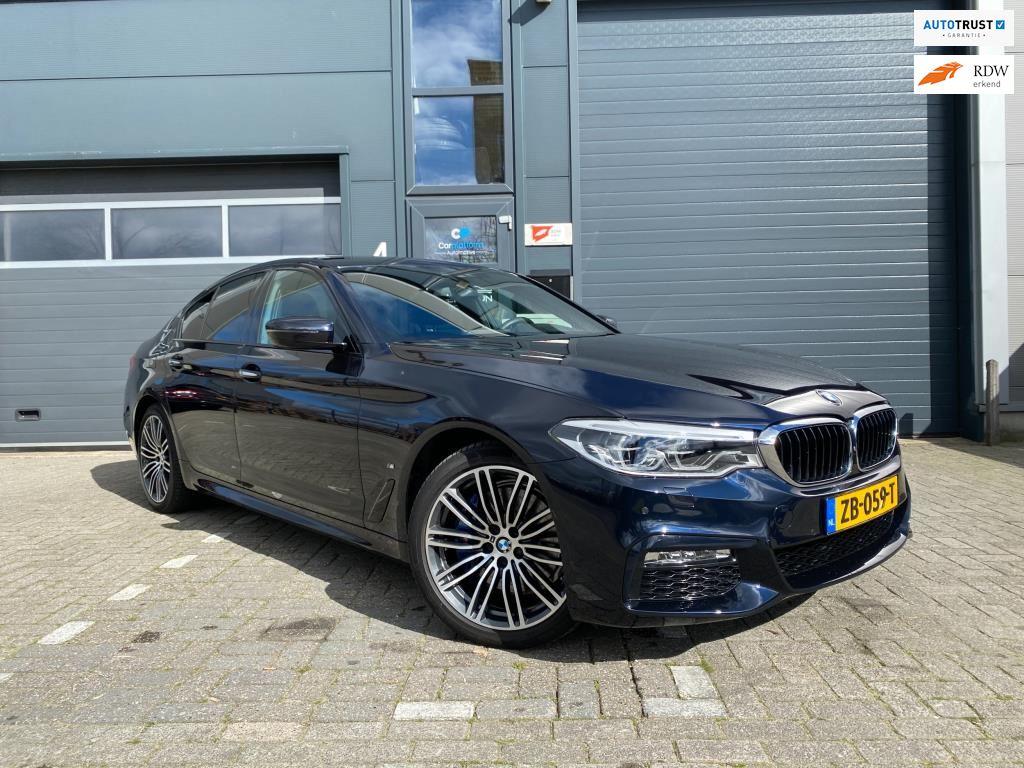 BMW 5-serie occasion - Carplatform Automotive