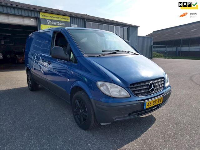 Mercedes-Benz Vito 109 CDI 320 Lang HD Ambiente Trekhaak/Airco ! 3 Zitsbank ! Goed onderhouden ! NWE APK bij aflevering !