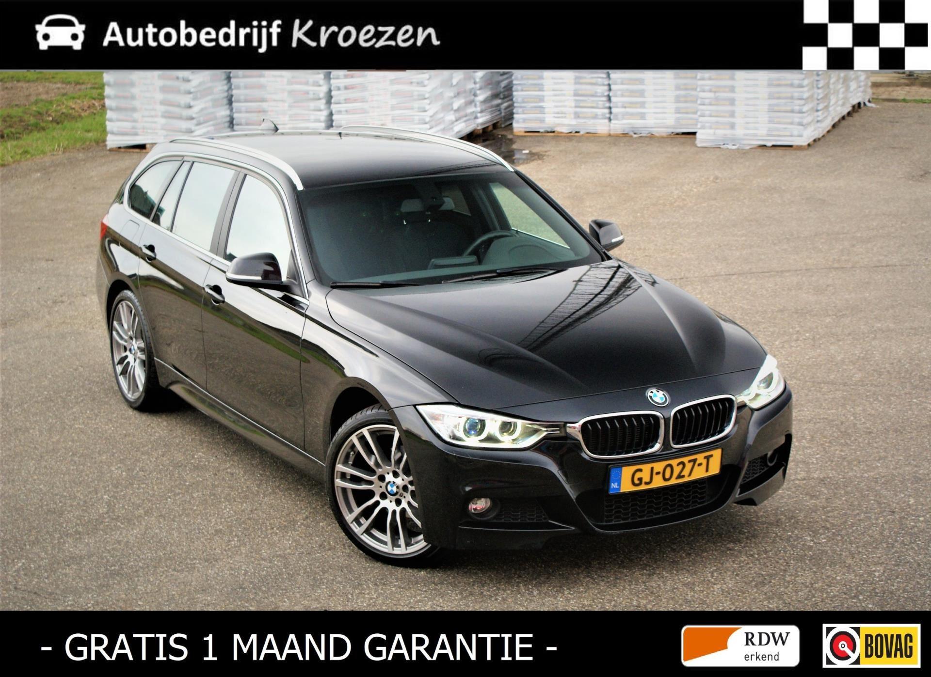 BMW 3-serie Touring occasion - Autobedrijf Kroezen