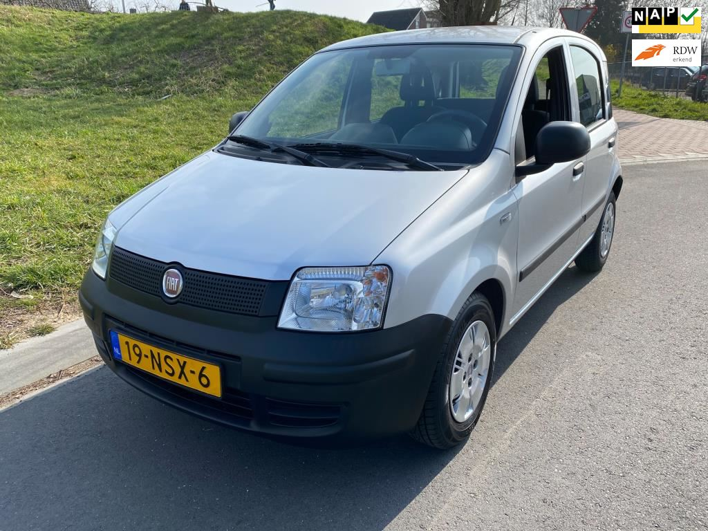 Fiat Panda occasion - RW Cars