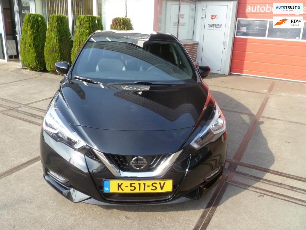 Nissan NISSAN MICRA occasion - Autobedrijf Gerard van Riel