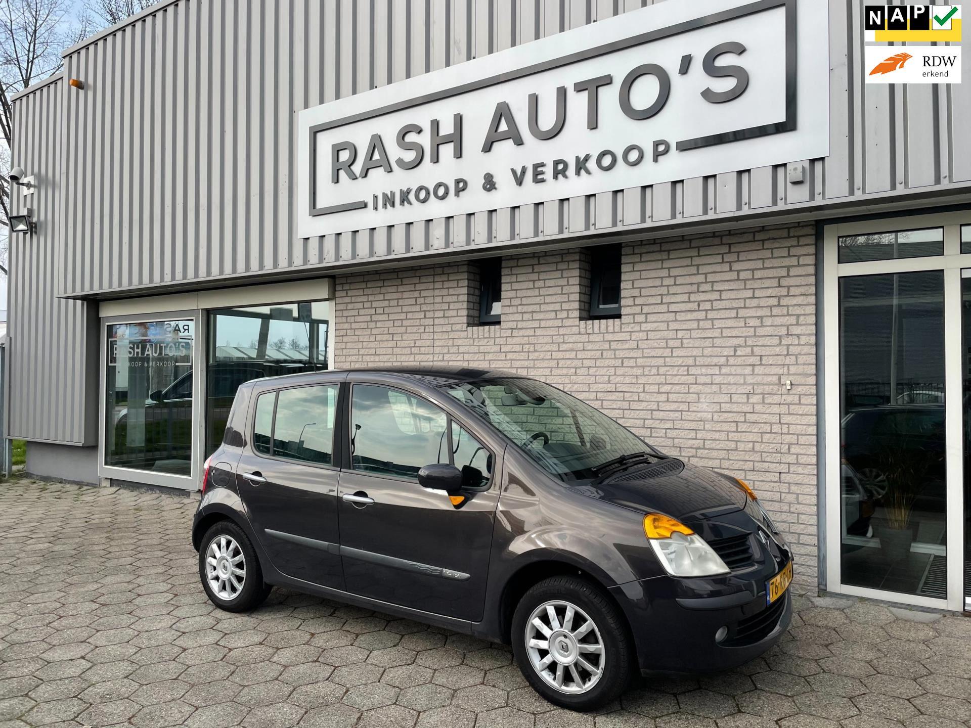 Renault Modus occasion - RASH AUTO'S