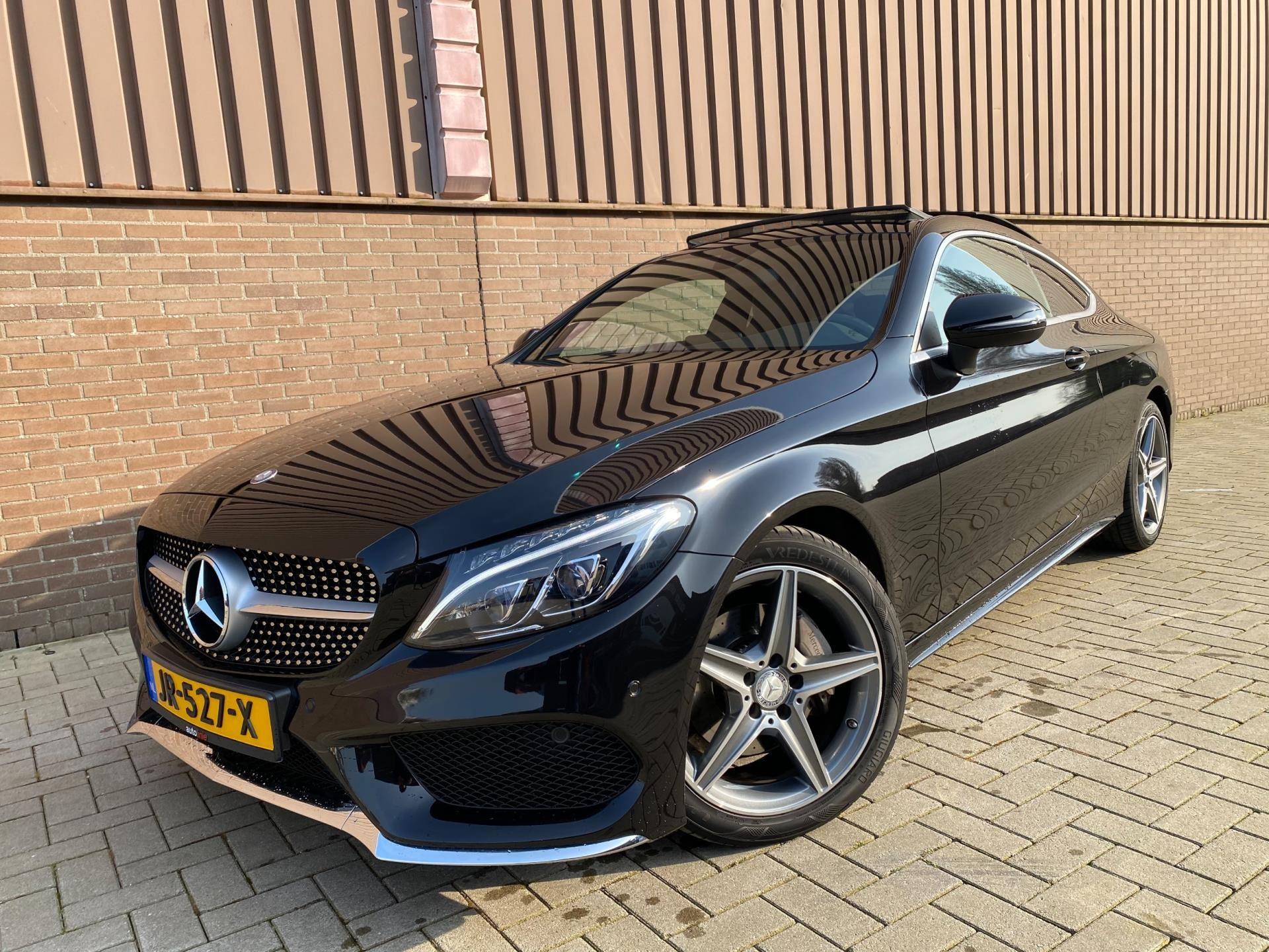 Mercedes-Benz C-klasse Coupé occasion - Auto op Afspraak
