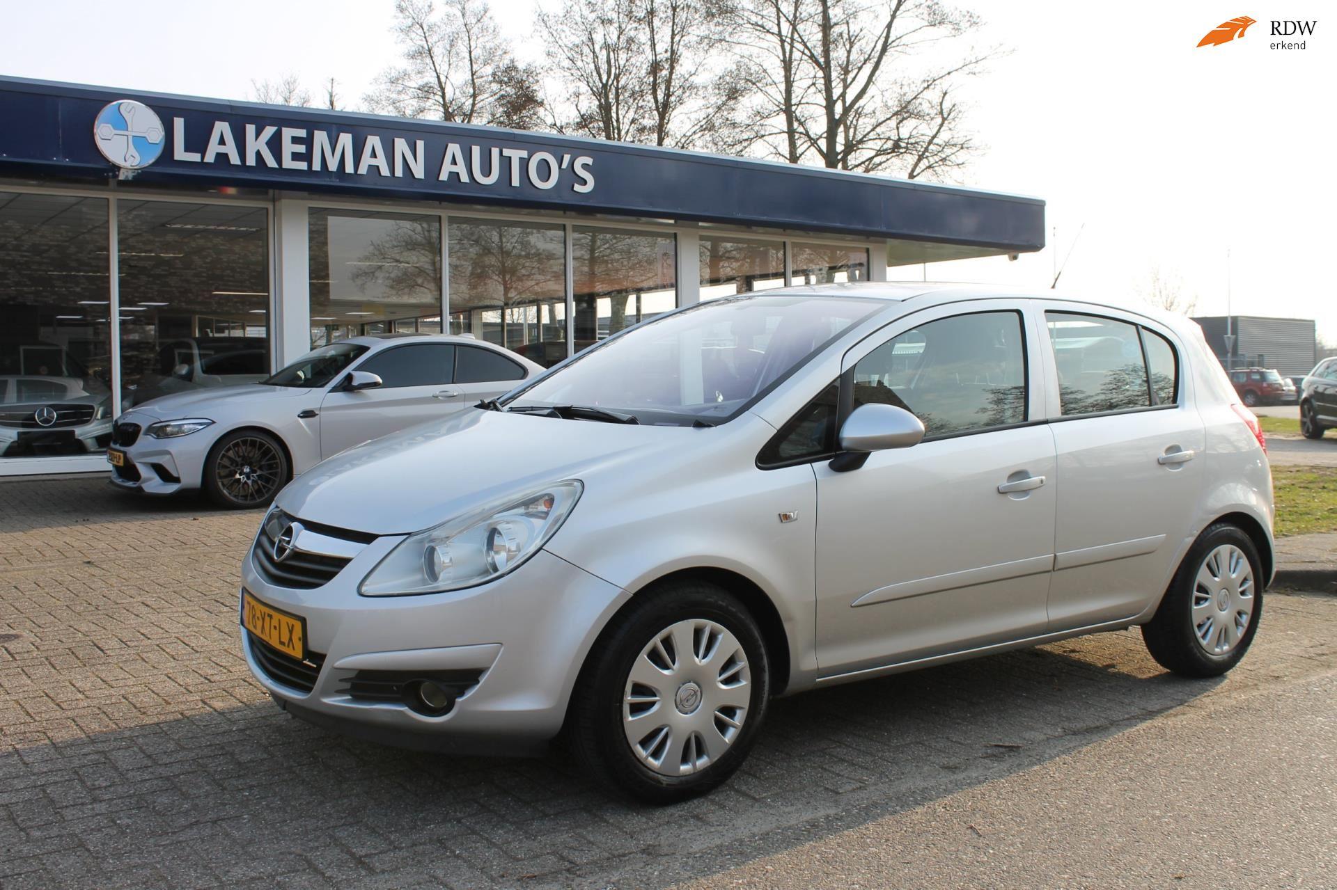 Opel Corsa occasion - Lakeman auto's Almere B.V.