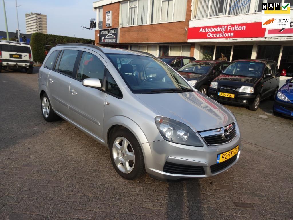 Opel Zafira occasion - Autobedrijf Fulton